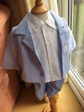 BNWT Ragazzi mozzafiato 3 Pezzi Suit By Little Darlings (6 MTH) ** a metà stagione di vendita **