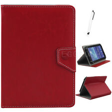 For Samsung Galaxy Tab A E S2 Tab 4/3/2 Universal Leather Stand Case Cover +Gift