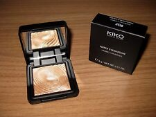 KIKO Water Eyeshadow #208 Light Gold (MAC Whisper Of Gilt Highlighter DUPE)