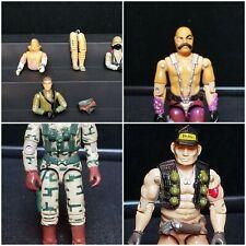 "Vintage Hasbro Gi Joe Action Figure 3.75"" Pick One"