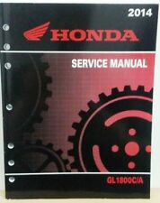 2014 HONDA GL1800C/A VALKYRIE GOLDWING MOTORCYCLE SERVICE MANUAL -NEW-GOLD WING