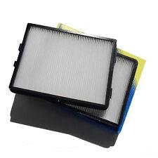 Espacio interior filtro filtro de polen micro filtro para bmw 5 e39 (2-er set)