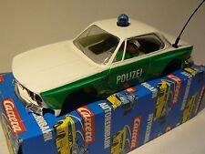 Carrera servo 132 bmw 3 LTR. policía carrocería 89420 nuevo