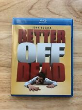 Better Off Dead (Blu-ray Disc, 2011)