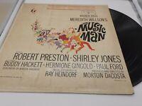 Warner Bros Original Soundtrack Music Man #1459 S Jones R Preston, VG+ Free Ship