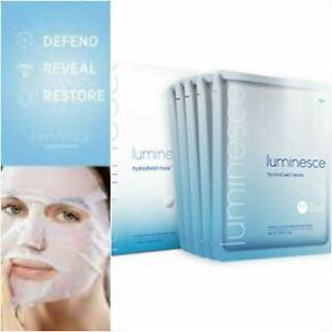 www.jeunesse.shop bietet an: 5x Original Jeunesse Luminesce® HydraShield Maske