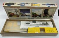 Walthers HO 50' Waffle Side Box Car 7489 Illinois Terminal 932-4708