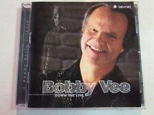 BOBBY VEE DOWN THE LINE - A BUDDY HOLLY TRIBUTE 15 TRK OOP CD POP SINGER TEEN ID