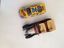 Pristine Models MatchBox Prince Henry Vauxhall + M&Ms #36 Ken Shrader Race Car