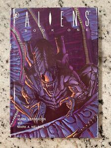Aliens Book One Dark Horse Comics HARDCOVER Graphic Novel Comic Book Vol. 1 J595