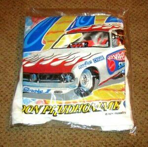 NHRA DON THE SNAKE PRUDHOMME Snake & Mongoose HOT WHEELS '71 Cuda XXL T Shirt