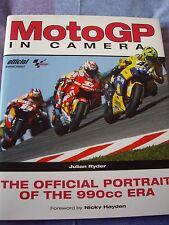Multi firmato MOTO GP nel libro della fotocamera, il Ritratto ufficiale dell'epoca 990cc