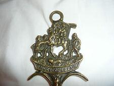 Brass Corkscrew Widdicombe Fair