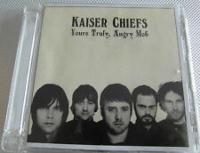 Kaiser Chiefs - Yours Truly, Angry Mob ( CD Album 2007 ) Used Very Good