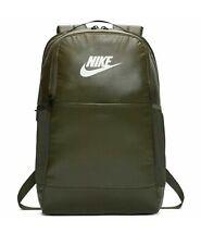 Nike Brasilia Medium Backpack (BA6124-325) Sports Back Pack Travel School Bag