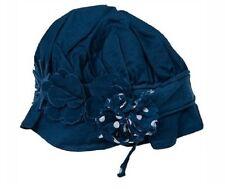 "NWT ELIANE & LENA blue BOMBELLE girls hat 53cm/21"", 55cm/21.5"", 56cm/22"" #45A04"
