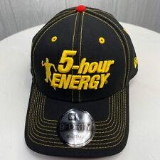 Erik Jones #77 NASCAR 5 HOUR ENERGY Cap Hat Black Adjustable