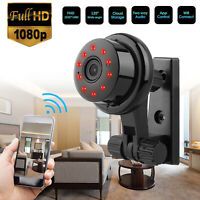 Mini Wireless WIFI IP Camera HD Smart Home Security Camera Night Vision 1080P