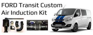 FORD TRANSIT CUSTOM 2.0 TDCI EURO 6 - PERFORMANCE AIR INDUCTION KIT - ITG