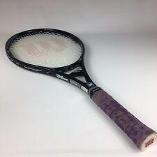 """Wilson Sting 110 High Beam Series Tennis Racquet 110 sq in head 4 3/4"""" grip size"""