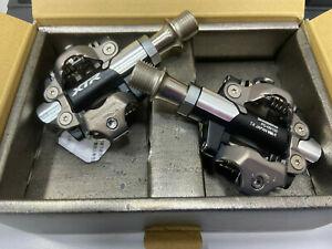 Shimano XTR PD-M9100 Race SPD MTB Standard Axle Clipless Pedals