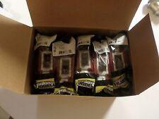 (1) BOX OF (10) HUBBELL CS1221 CS 1221 BROWN SWITCH SINGLE POLE 20A FREE US SHIP