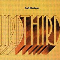 *NEW* CD Album - Soft Machine - Third 3rd (Mini LP Card Case CD)