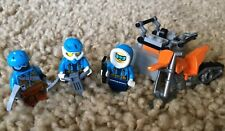 Lego 60195 City Arctic Explorer Snow Shoes Explorer Climber Sled Minifigure Lot