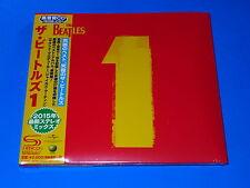 2015 NEW REMIX JAPAN THE BEATLES 1 ONE SHM CD 27 TRACKS DIGI SLEEVE