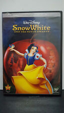 ** Snow White and the Seven Dwarfs (DVD) - Disney - Free Shipping!