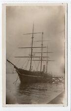 "SCOTT'S SHIP'S ""DISCOVERY"": Uncaptioned Antarctic interest postcard (C13053)"