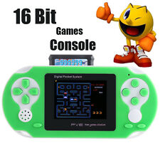 16 Bit Console Portable Portable Video Game 150+ Jeux Rétro Megadrive PXP (EU)