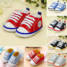 Infant Toddler Baby Boys Girls Soft Sole Crib Shoes Sneaker Newborn 0-12 Months