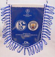 Wimpel Banner FC Schalke 04 + Manchester City + Champions League 20.02.2019 (68)