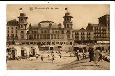 CPA-Carte Postale-Belgique-Blankenberge-Plage et Casino  VM8929