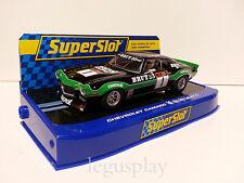 Slot SCX Scalextric Superslot H3612 Chevrolet Camaro '70 Fabergé Racing S.Graham