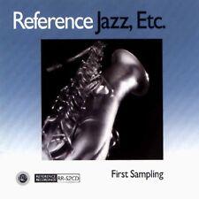 Various Artists - Reference Jazz Sampler / Various [New CD]