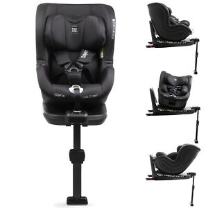 New Baby auto Signa i size rotate Car Seat Black group 0+ 1 from birth to 4 yrs