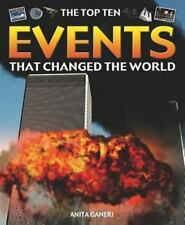 The Top Ten Events That Changed the World-ExLibrary