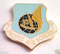 PACIFIC AIR FORCES Military Veteran US AIR FORCE Hat Pin 15143 HO