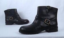 NEW!! Marc by Marc Jacobs Moto Boot - Black-  Size 11 US/ 41 EU  $398  (B54)