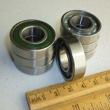 Lot of 4 NSK 6002DU Ball Bearing, 15x32x9 MM, New No Box USA