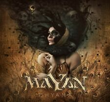 MaYan - Dhyana - New Ltd 2CD Album in O Card - Pre Order - 21st Sept