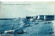 to 69 Anni 20 MARINA DI PISA La ridente spiaggia - non viagg  FP - Ed.Castelli