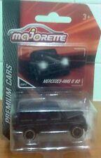 Majorette Premium Cars MERCEDES AMG G 63 Die Cast