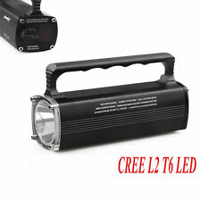 Underwater 100M Super Strong Powerful Built-in 5400mAH Battery Diving Flashlight