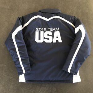 Team USA Team Apparel 2012 Olympic Jacket Womens Size Medium