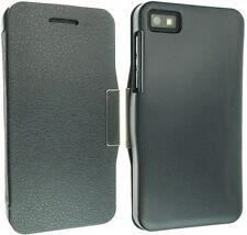 Blackberry Z10 Smart Leather Case Cover Wallet Flip Slim Hot Design Slim BB10
