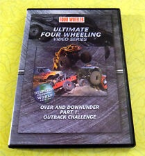 Ultimate Four Wheeler Video Series ~ DVD Movie ~ Over And Downunder Outback