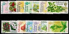 FALKLAND ISLANDS SG232-245, COMPLETE SET, FINE USED, CDS. Cat £45.